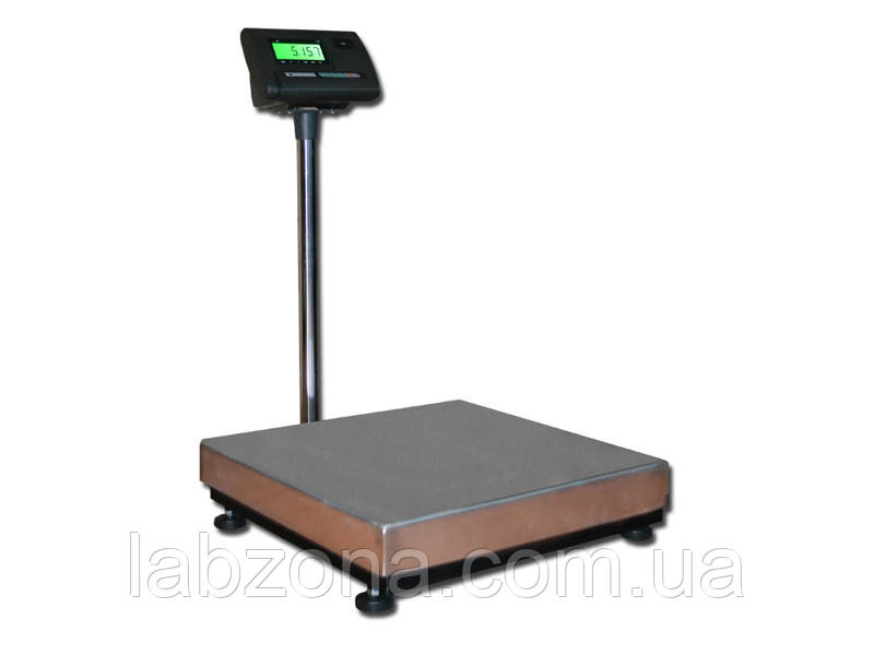 Весы товарные ВЭСТ-200А12. Поверка