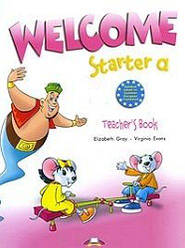 Welcome Starter a Teacher's Book with Posters