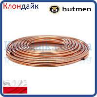 Труба медная мягкая Hutmen 22х1 мм