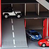 Паркинг для машинок красный, фото 5
