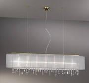 Подвесной светильник Kolarz 0240.87.3.W.STR VOLL Paralume