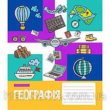 Тетрадь предметная YES (Mosaic)(комплект 8 шт) 48 листов клетка, фото 3
