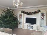 *Новогодняя гирлянда из еловых веток 3 м новогодняя гирлянда, фото 3