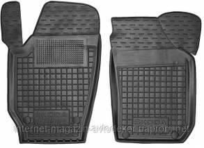 Коврики передние для Skoda Fabia 2007-14 г., Avto-gumm (Автогум) полиуретан