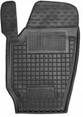 Коврик водительский для Skoda Fabia 2007-14 г., Avto-gumm (Автогум) полиуретан
