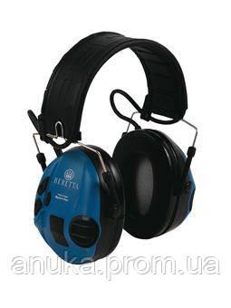 CF08-01-54 Наушники Beretta Sportac Blue (CF08-01-54) - Экшен Стайл и Анука™ в Днепре
