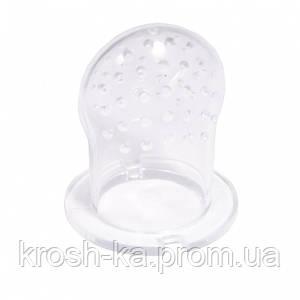 Насадка  на ниблер силиконвая сменная 1шт Забава Украина 128