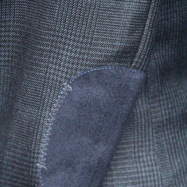 шкільний піджак на хлопчика сірий в клітку