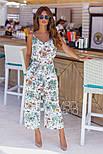 Женский стильный комбинезон-кюлоты (в расцветках), фото 7