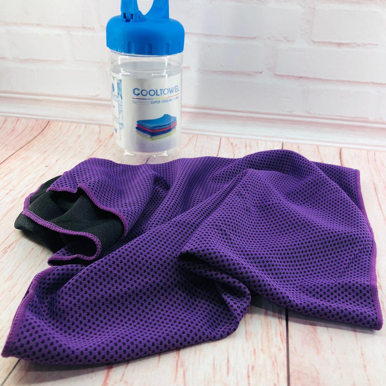 Полотенце спортивное охлаждающее LiveUp Cooling Towel