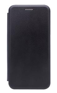 Чехол (книжка) премиумдля Xiaomi Redmi 6 чёрная