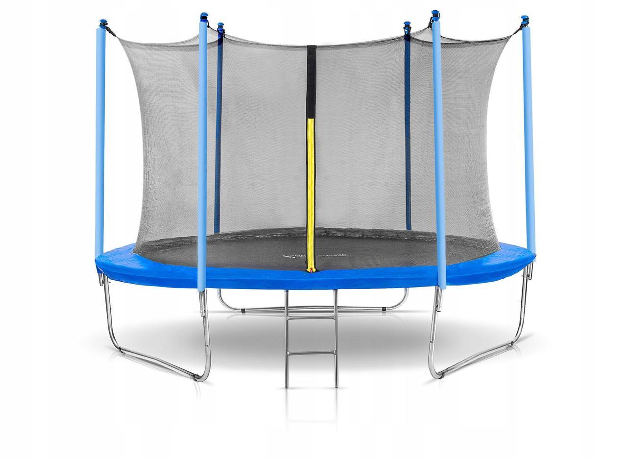 Батут Explay 8ft/252cm с внутренней сеткой + лестница (9016)