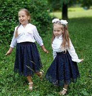 Юбки и шорты школьные