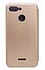 Чехол (книжка) премиумдля Xiaomi Redmi 6 золотая, фото 3
