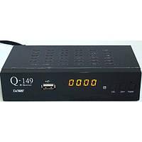 Qsat Q-149 DVB-T2/C с универсальным пультом