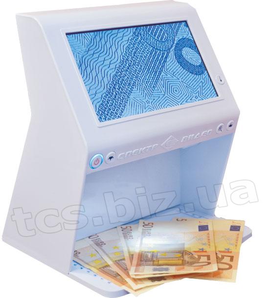 Спектр-Відео-7MLA Універсальний відео-детектор валют