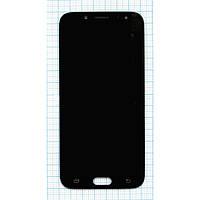 Модуль LCD SAMSUNG J7/J730 (2017) + touchscreen black (рег.подсветка/light change)