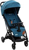 Прогулянкова коляска Coto Baby RIVA 30 Turquoise Linen