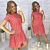 Комфортное льняное платье, фото 6