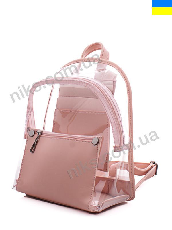 Рюкзак женский силиконовый 24*24 WeLassie