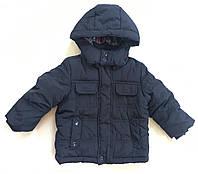 Куртка синяя для мальчика, IDEXE, 97092