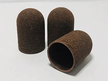 Колпачок песочный одноразовый 16*25 мм для педикюра 120 гритт, шт