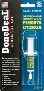 Клей для приклеивания стекл DoneDeal 3мл