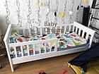 Подростковая кровать от 3 лет с бортиками Инфинити, фото 7