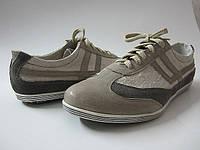 Обувь из конопли женская «Фокус-Ч серые»