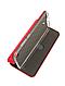 Чехол (книжка) премиумдля Xiaomi Redmi 6a красная , фото 2