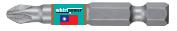 """Бита крестовая Whirlpower PH2 1/4"""" L=50 мм"""