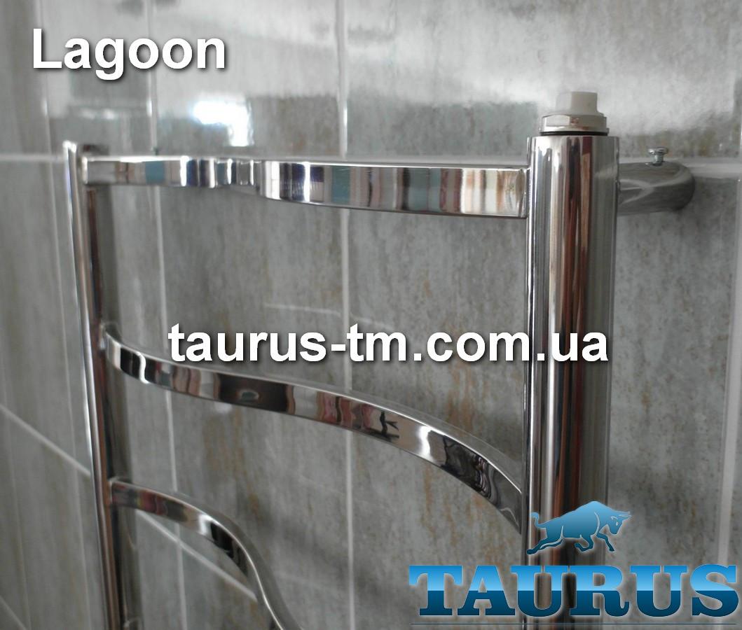 Оригинальный полотенцесушитель Lagoon 4/450