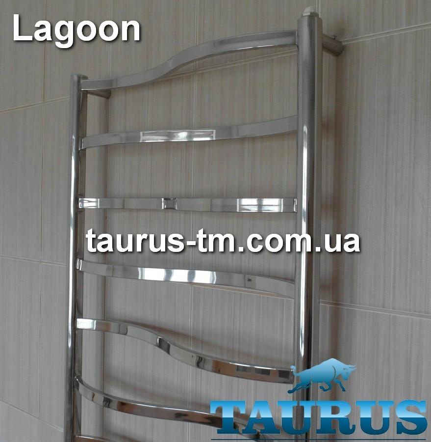 Полотенцесушитель Lagoon 11 от ТМ TAURUS. Ширина  400 мм.