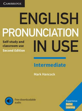 English Pronunciation in Use 2nd Edition Intermediate with Answers and Downloadable Audio, фото 2