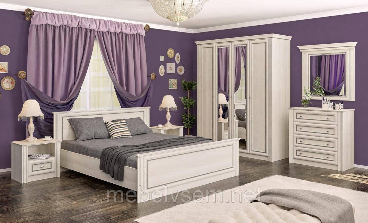 Спальня Брістоль ясен сніжний