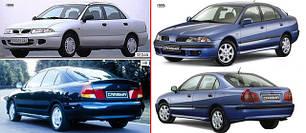 Фары передние для Mitsubishi Carisma '95-06