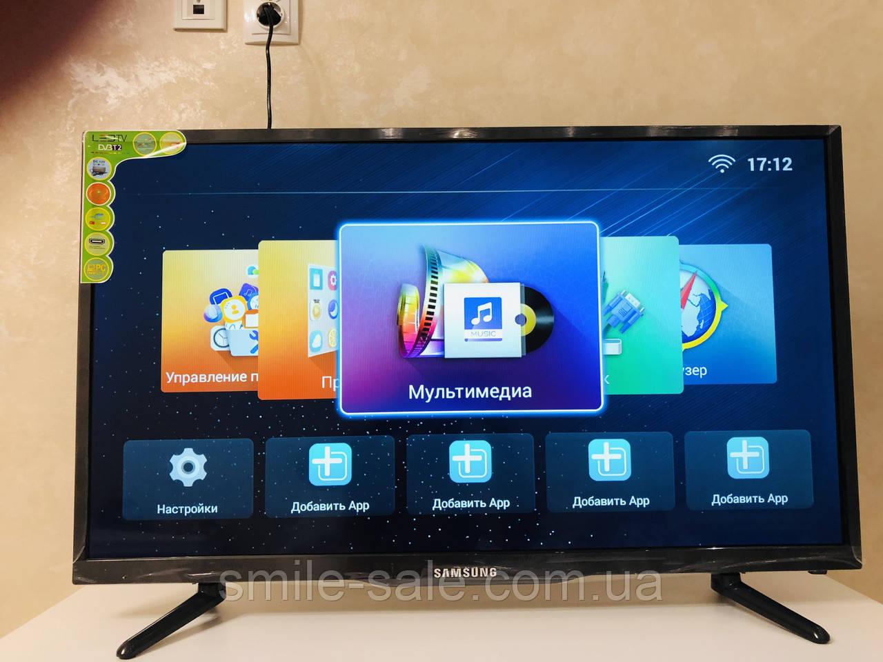 "LED-Телевизор Samsung L42 DVB 40"" Smart TV+WiFi+Т2+HDMI+USB Гарантия 1 Год!, фото 1"