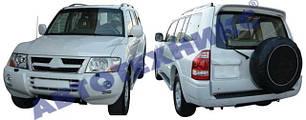 Фары передние для Mitsubishi Pajero Wagon 3 '00-07