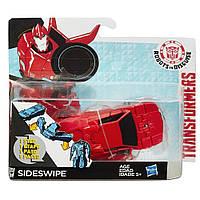 Сайдсвайп Роботы под прикрытием - Sideswipe, Rid, 1-Step, Hasbro - 143112