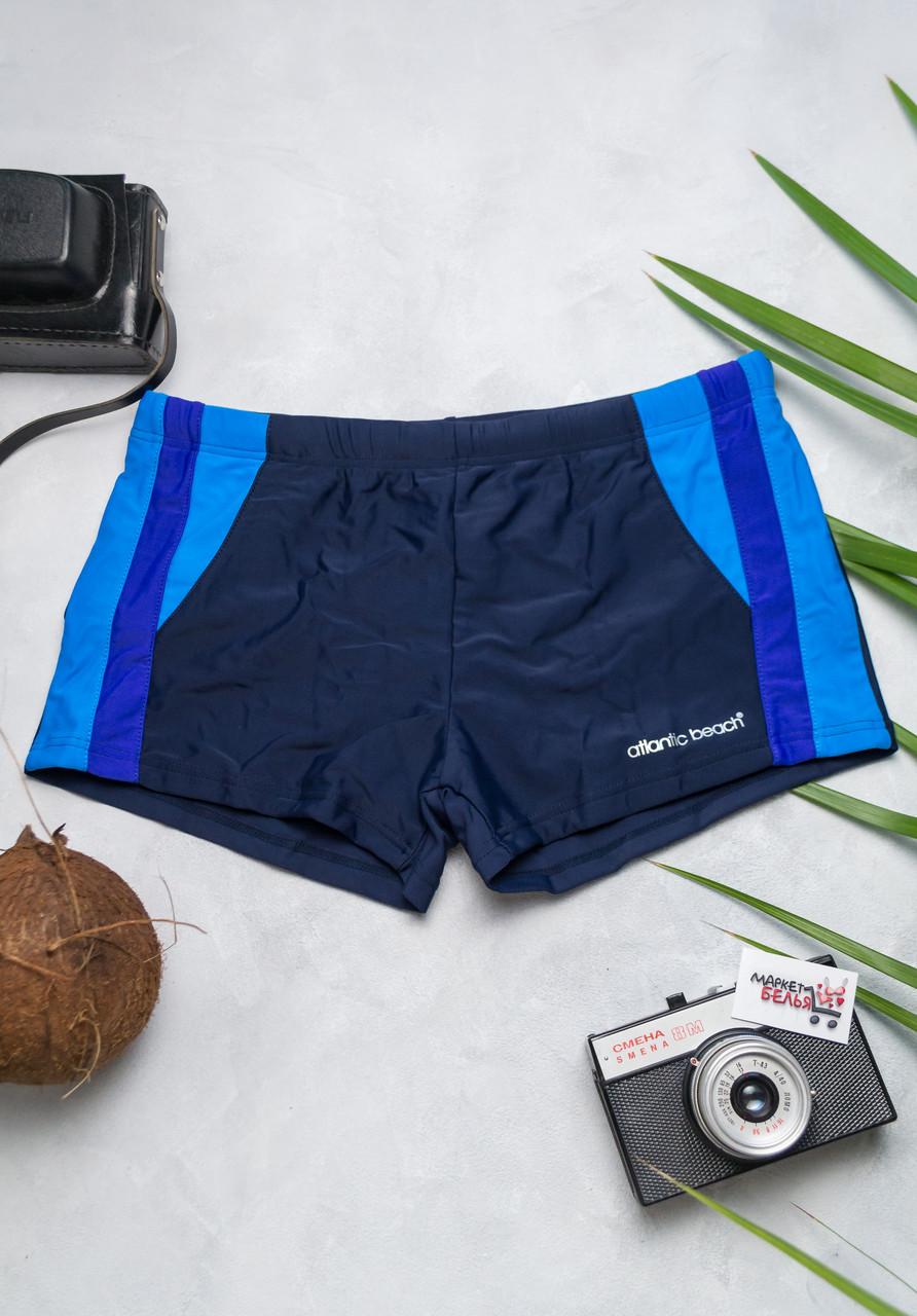 Мужские плавки шорты Синий