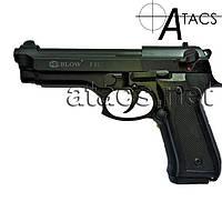 Пистолет стартовый F92 (BERETTA 92) с дополнительным магазином