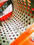 Корморезка (терка) ручная, оцинкованный барабан, фото 3