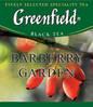 Пакетований чай Greenfield Barberry Garden 1,5 грам 25 пакетів (чорний з ягодами барбарису), фото 2