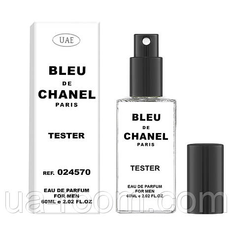 Тестер мужской UAE Chanel Bleu de Chanel, 60 мл., фото 2