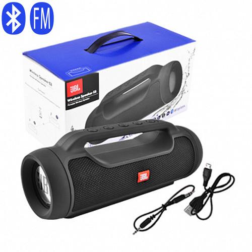 Bluetooth-колонка JBL E8, c функцией Power Bank, speakerphone, радио