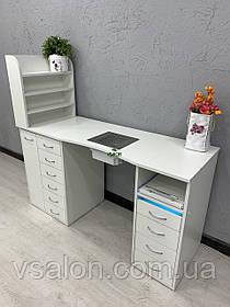Профессиональный маникюрный стол с УФ лампой V485