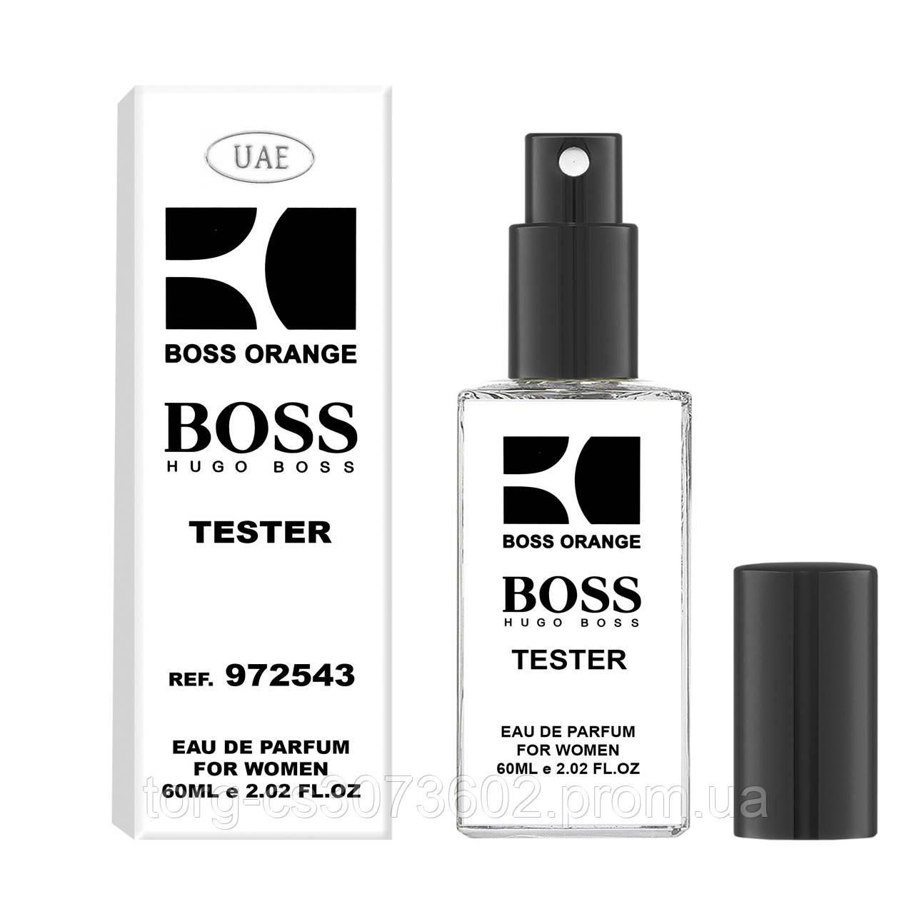 Тестер женский UAE Hugo Boss Boss Orange, 60 мл.