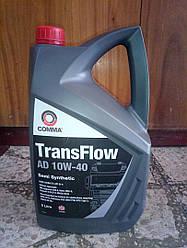 Масло моторне (5L) Comma TRANS FLOW AD 10W40 (вантажні)