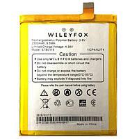 Аккумулятор Wileyfox STB0115 Storm. Батарея Wileyfox STB0115 Storm (2500 mAh). Original АКБ (новая)
