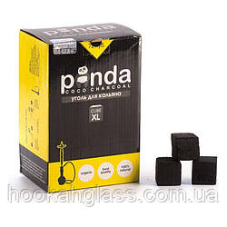 Уголь для кальяна Panda XL (Панда 72куб.)